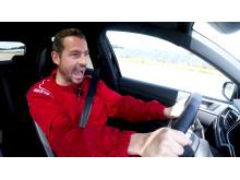 GTI 3 ADAM DUVÅ HALL Driving fast