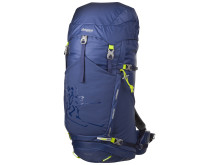 Rondane 46 L - Dusty Blue/Neon Green
