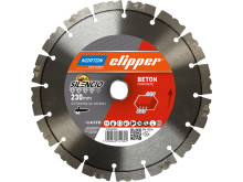 Norton Clipper Pro Silencio Beton - 230 mm