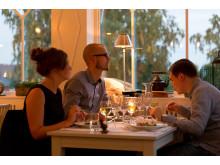 Båsenberga - middag