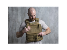 Battle Vest grün klett 10031688