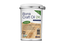 Bona Craft Oil 2K - Golvolja fylld med potential