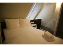 Integrationshotel Philippus - Zimmer mit Dachschrägen