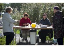 Folkhälsoaktiviteter i Nynäshamn