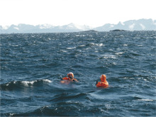 Drakter i sjøen