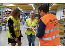Fabriksvisning på FM Mattsson