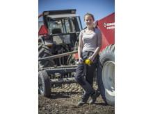 Sandra vid Traktorn