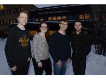 Finalister fra Troms