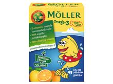 Möller Omega-3 Appelsiini-sitruuna