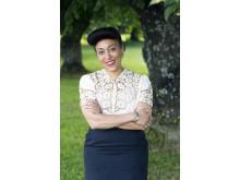 Fransesca Quartey, vd/teaterchef på Västerbottensteatern