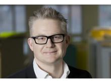 Patrik Östberg, VD för Bring Citymail.