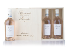 Enzo Bartoli Piemonte Rosato 2017