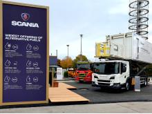 Nachhaltige Scania Lösungen für Flughäfen