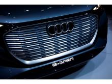 Audi Q4 e-tron front