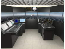 Hi-res image - Kongsberg Digital - Aft Bridge Simulator