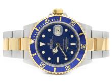 Klockor 7/12, Nr: 127, ROLEX, Oyster Perpetual Date, Submariner