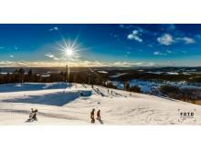 Storklintens skidanläggning i Boden