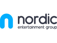 Nordic Entertainment Group - logo, liggende