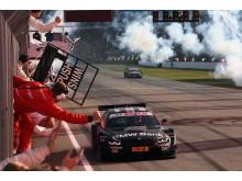 BMW Motorsports Celebrate DTM Double