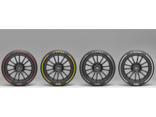 Pirelli Color Edition lanseras som orginalmontering