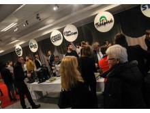 Många var nöjda med formatet på det kundevent som Nolia AB höll under måndagen.