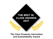 The Class Property Innovation and Sustainability Award