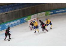 Sverige-Japan 2-1 (efter förlängning)