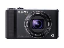 Cyber-shot DSC-HX9V von Sony_Schwarz_02