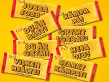 Kexchoklad budskapskampanj