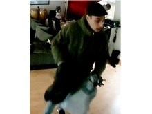 Image of man police wish to identify ref:  007985