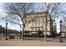 Capgeminis globale hovedkontor i Paris