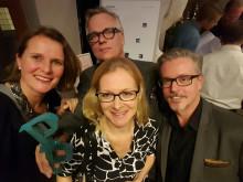 Forsens årsredovisning 2014 vinner Svenska Publishing-Priset