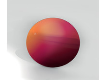 Solitaire Red Sun 2 glas