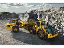 Volvo Construction Equipment - teknik för framtidens entreprenadmaskiner