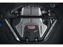Panamera GTS 4.0-litre V8 biturbo engine