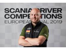 Stefan Spengler aus Thüringen beim Europafinale