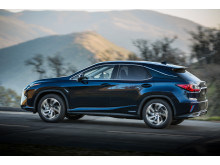 Nya premium-SUV:en Lexus RX