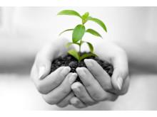 EFG Gjenbruk og Gjenvinning - illustrasjon miljø, CSR