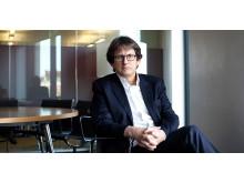 Alan Rusbridger, som var chefredaktör på The Guardian mellan 1995 och 2015, kommer till Meg och Bokmässan