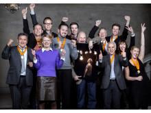 Stockholms stads Innovationsstipendium: Vinnarna 2013