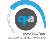 Core Humanitarian Standard - Certificering