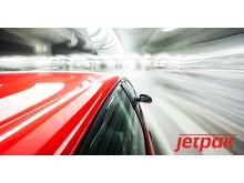 Jetpak - Din leveranse, vår prioritet