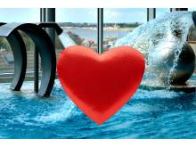 Spa på Alla Hjärtans Dag