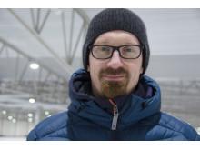 Johan Casselgren, biträdande professor i experimentell mekanik