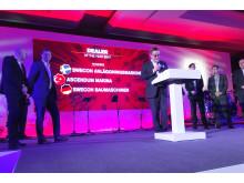 Nominerade till '2017 EMEA Dealer of the Year' av Volvo Construction Equipment