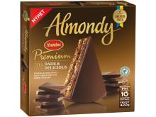 Almondy Marabou Premium Dark & Delicious 70%