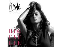 "Nicole Scherzinger - ""Big Fat Lie"" - Albumomslag"