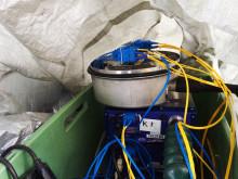 Temporärt skydd för fiber och konvertrar.