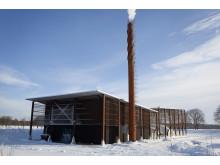 Biobränsleanläggning till Trolleholms Gods 1.