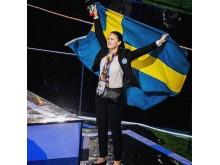 Jonna Mjörnell är en av världens bästa undersköterskor